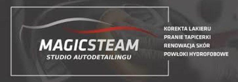 MAGIC STEAM Studio Autodetalingu