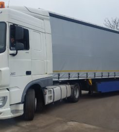 PHU Jerzy Gądek – Międzynarodowy transport ciężarowy